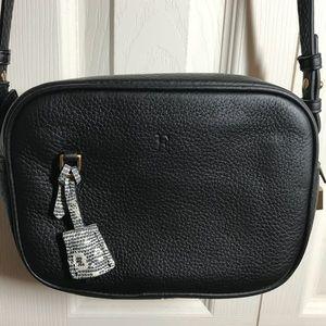"J.CREW Signet bag in Italian leather ""E"" monogram"